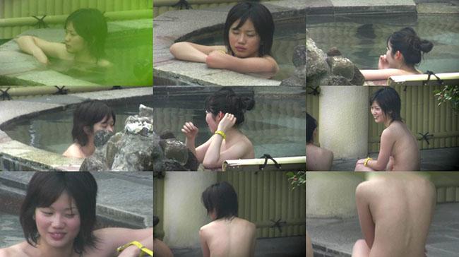 絶景露天風呂の絶景美女 創世記 Best HD版 Vol.02