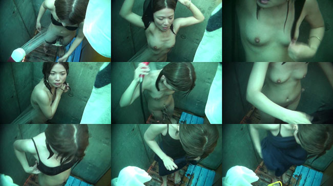 PeepFox シャワールームは超!!危険な香りVol.12