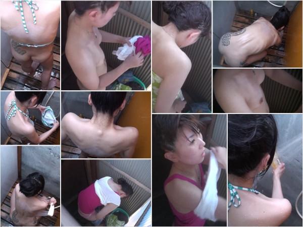 シャワールームは超!!危険な香りVol.38 昔はやんちゃでした