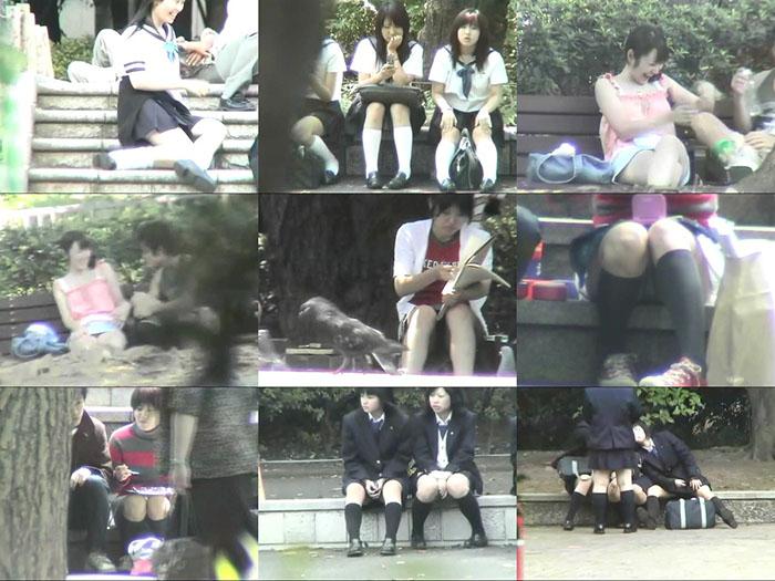 スカートの中へZOOOOOM IN!! Vol.01-05