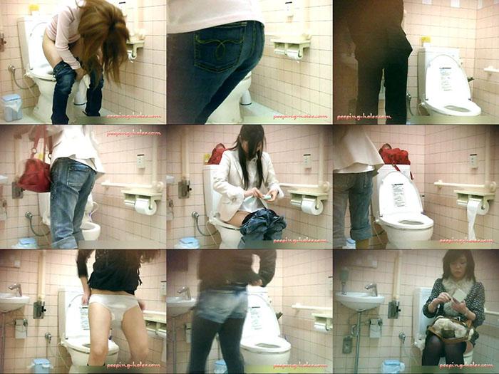 Konbini Toilet 1-5