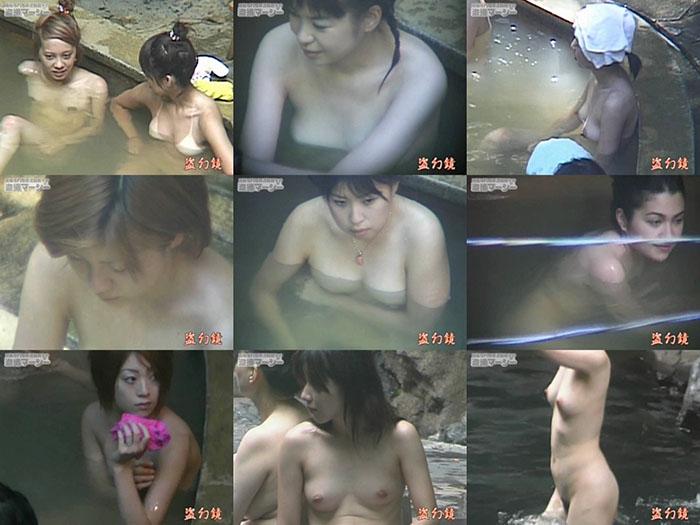 特選白昼の浴場絵巻ty 16-18