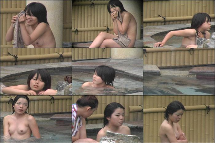 Aquaな露天風呂Vol.26-33
