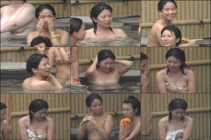 Aquaな露天風呂Vol.35-44