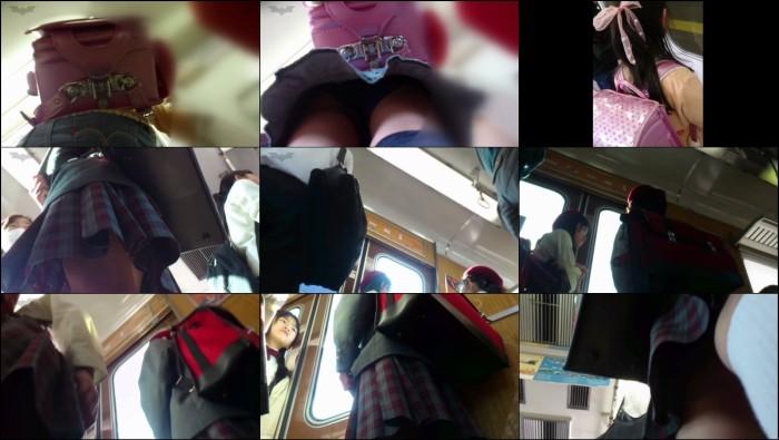 【期間限定 危険な列車】Vol.03-04