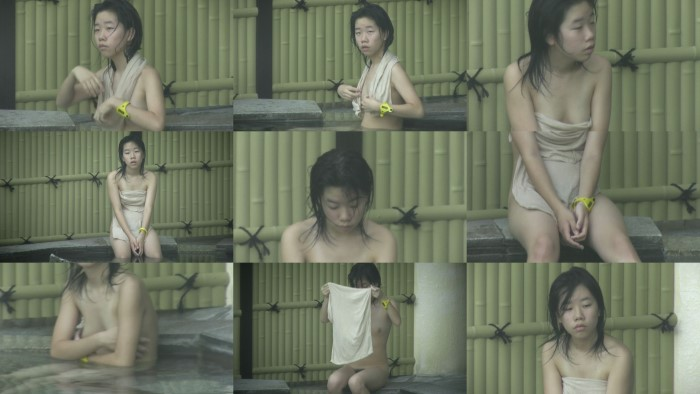 Aquaな露天風呂 Vol.156-170