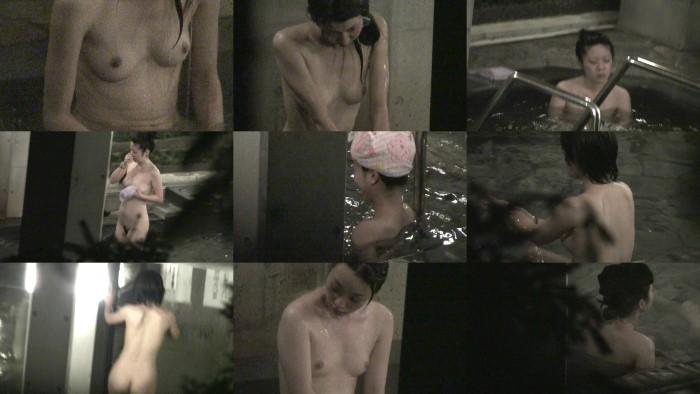 Aquaな露天風呂 Vol.297-316