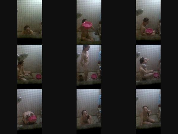 民家風呂盗撮 きのだクンの隣の女子大生 Case01-03