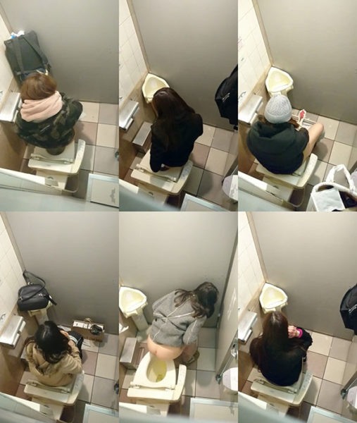 【化粧室絵巻 ショッピングモール編】ktginga88_00-ktginga90_00