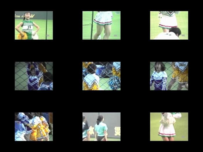チアリーダーの女の子達 (応援演技編) Vol.1-2