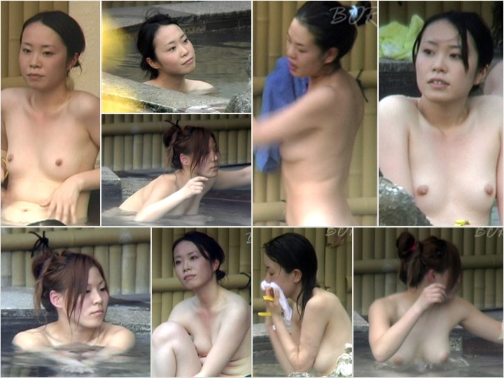 Aquaな露天風呂 Vol.490-499