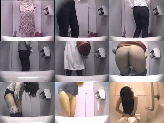 JOT-3 女王蜂さんのトイレ三昧 Vol.3