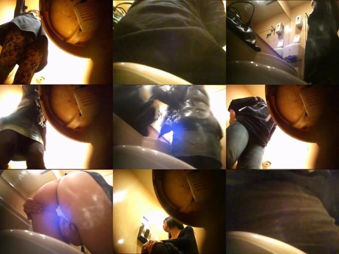 前後2台のカメラが暴く!Vol.06-10