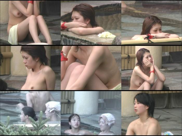 絶景露天風呂の絶景美女 創世記 Best版 Vol.13-14