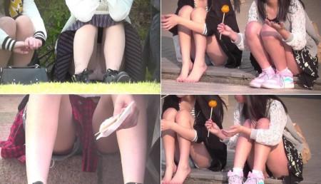 digi-tents かわいい思春期パンチラ~動画~13