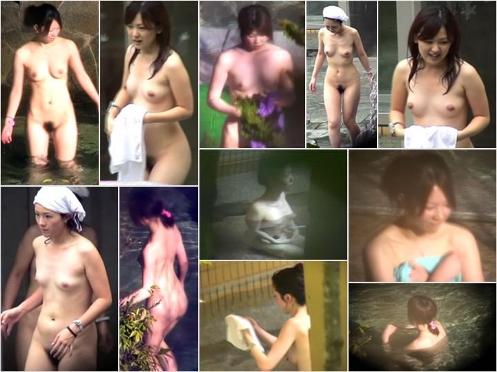 Aquaな露天風呂Vol.698-699