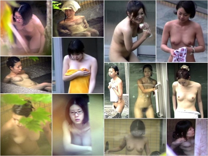 Aquaな露天風呂Vol.705-706