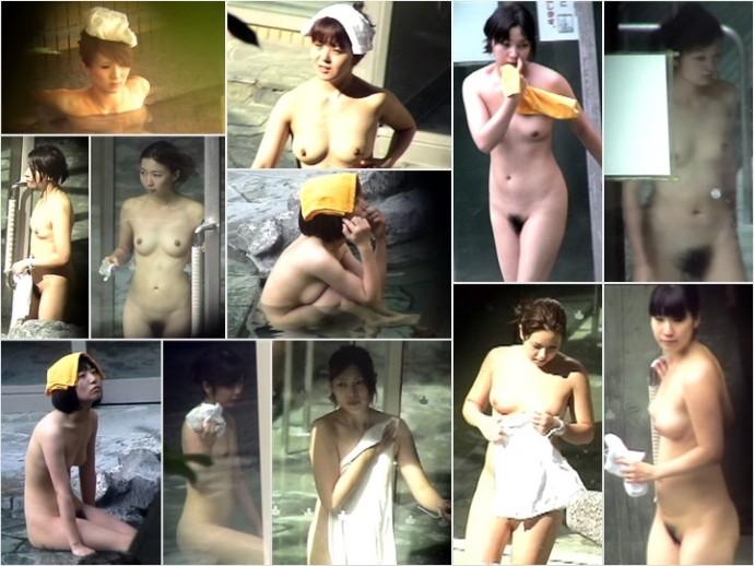 Aquaな露天風呂Vol.709-710