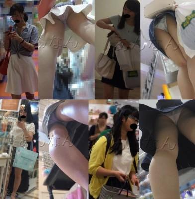 【HD】靴@逆さ撮り編27