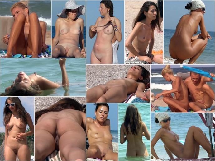 Nude Beach Voyeur ヌードビーチ盗撮 1