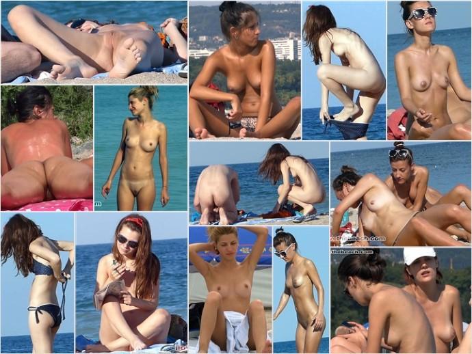 Nude Beach Voyeur ヌードビーチ盗撮 2