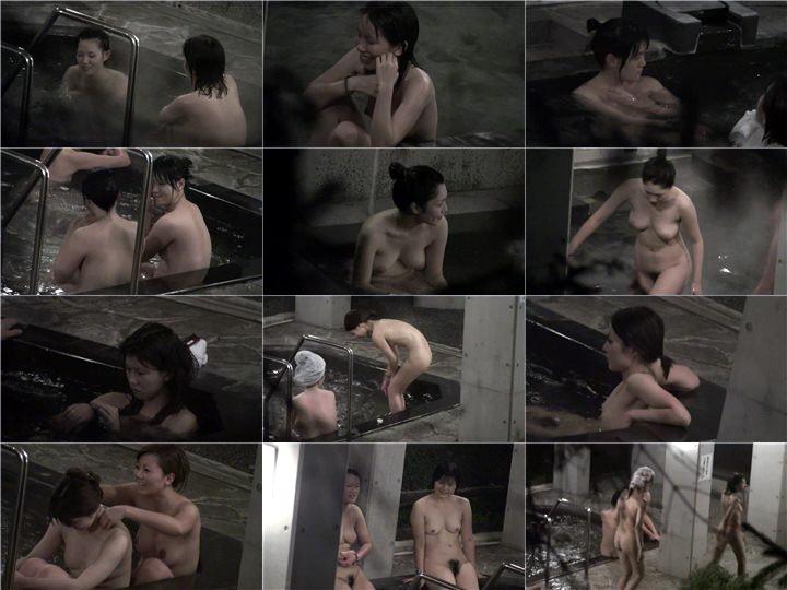 闇夜に咲く裸体 湯煙乙女 TO-3883