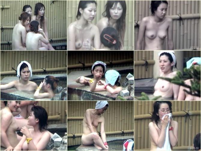 高画質露天盗撮 新・乙女の湯 TO-4062