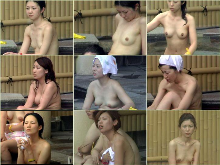 Peeping-eyes bath TO-4086 高画質露天盗撮 乙女の湯 其の28