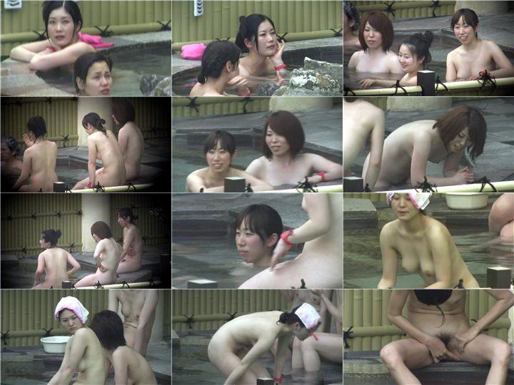 Peeping-eyes bath TO-4088 高画質露天盗撮 乙女の湯 其の30