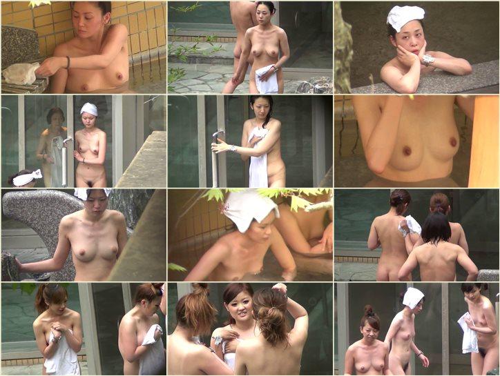 美人乱舞 絶景露天風呂の絶景美女 ハイビジョン Vol.01 Peeping-eyes bath TO-4467