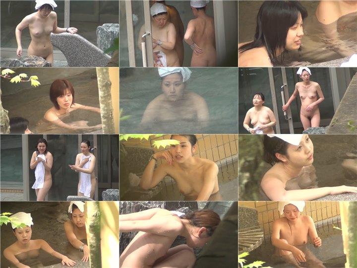 美人乱舞 絶景露天風呂の絶景美女 ハイビジョン Vol.03 Peeping-eyes bath TO-4469