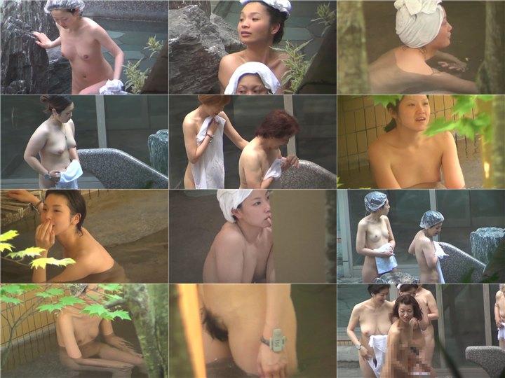 美人乱舞 絶景露天風呂の絶景美女 ハイビジョン Vol.05 Peeping-eyes bath TO-4471