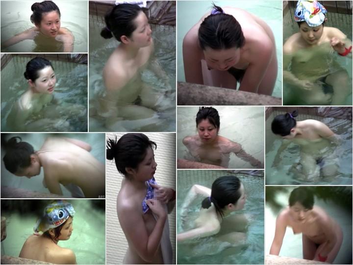 Aquaな露天風呂Vol.760-765