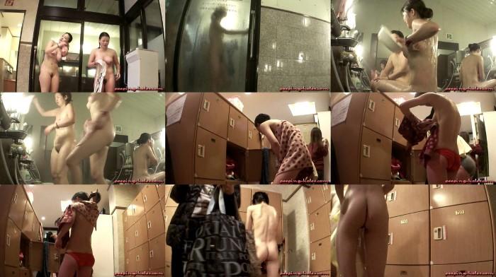 極め撮り!大衆浴場のHI美女ん Vol.03