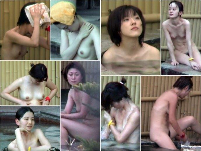 Aquaな露天風呂Vol.971-980