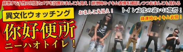 異文化ウォッチング!ニーハオトイレ! Vol.1-20