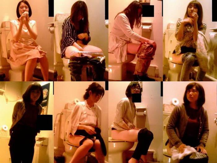 トイレ浪漫映像『全身くまなく編・こういうのでいいんだよ①』