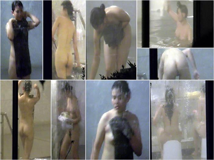 xiaowaiyucangpeep02 校外学習浴場盗撮 2本