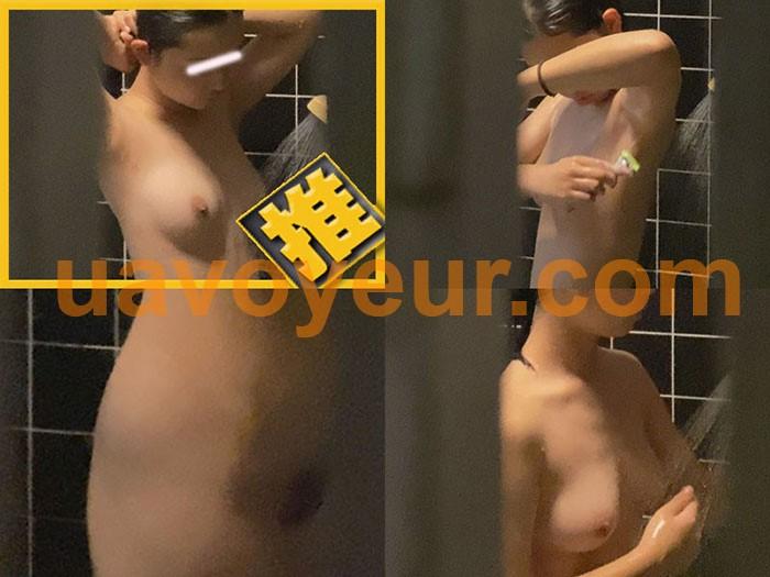 【リアルインパクト盗SATU〜入浴編〜】スタイル抜群! 美女の入浴、剃毛